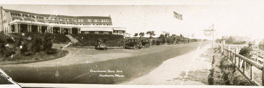 When the Chatham Bars Inn opened for business in June of 1914, the new resort was the picture of luxury