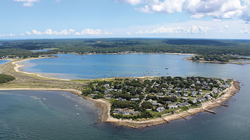 Have you ever heard of Mashnee Island? | Cape Cod Life JULY 2016