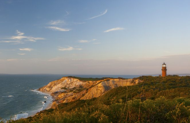 Gay Head cliffs Martha's Vineyard