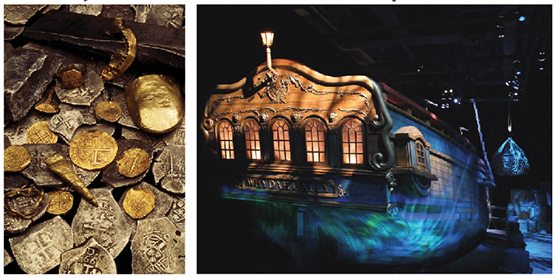 The Whydah Pirate Museum is a new Cape Cod treasure, Sept/Oct Cape Cod Life | capecodlife.com