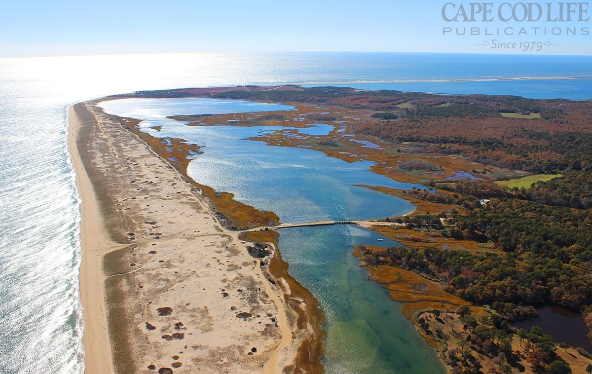 East Beach & Poucha Pond, Martha's Vineyard • Photographer – Paul Rifkin